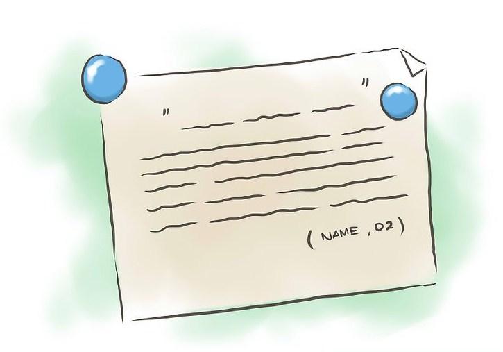 use characterisation essay